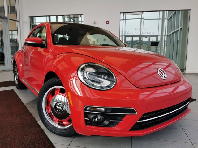 2018 Volkswagen Beetle Coast Coast Auto 2.0L Turbo [1]
