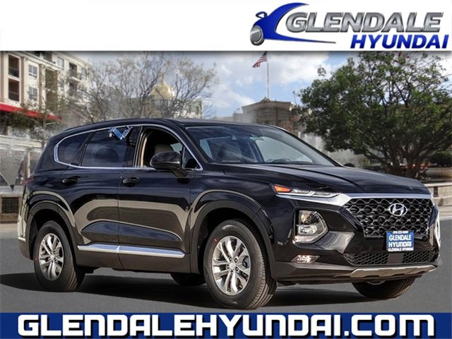 New 2020 Hyundai Santa Fe in Glendale, CA