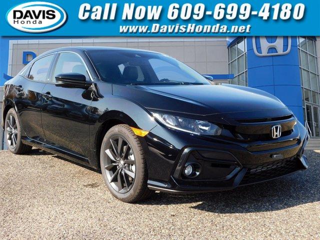 New 2020 Honda Civic Hatchback in Burlington, NJ