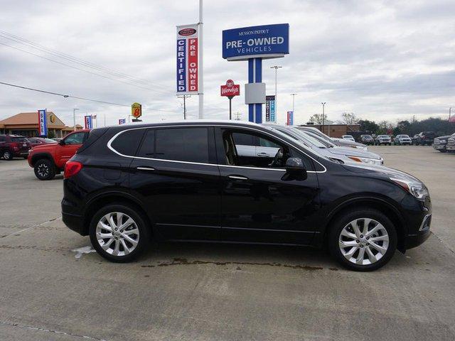 Used 2016 Buick Envision in New Iberia, LA