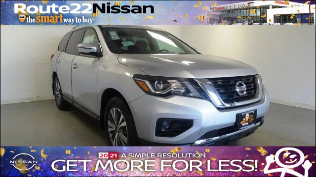 2020 Nissan Pathfinder S 4x4 S Regular Unleaded V-6 3.5 L/213 [15]