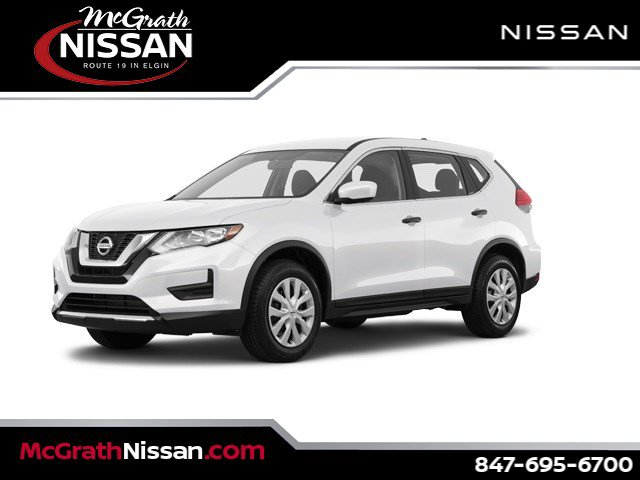 2017 Nissan Rogue S 2017.5 AWD S Regular Unleaded I-4 2.5 L/152 [4]