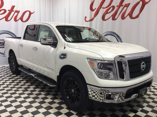 Other 2017 Nissan Titan in Hattiesburg, MS