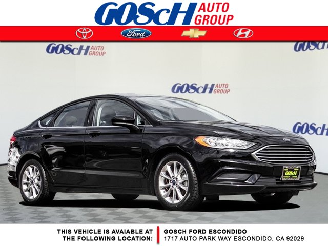 Used 2017 Ford Fusion in Hemet, CA