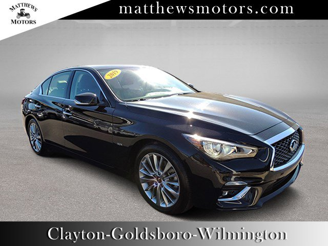 Used 2019 INFINITI Q50 in Wilmington, NC