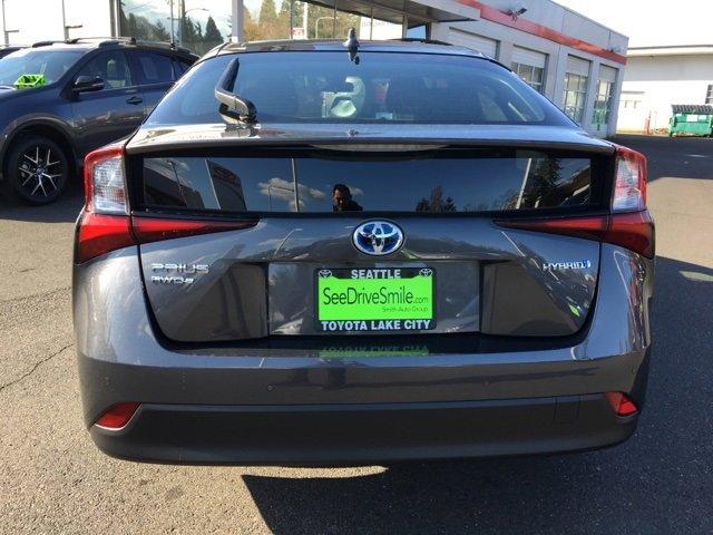 New 2020 Toyota Prius LE AWD-e