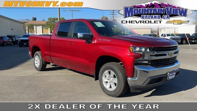 "2021 Chevrolet Silverado 1500 LT 2WD Crew Cab 157"" LT Gas V8 5.3L/325 [12]"