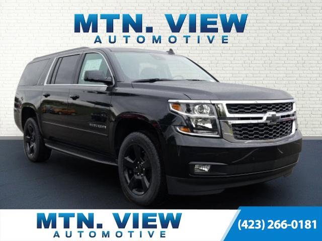New 2020 Chevrolet Suburban in Chattanooga, TN
