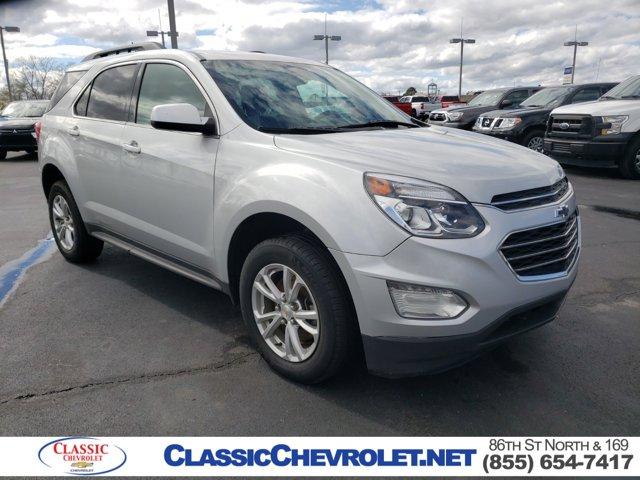 Used 2017 Chevrolet Equinox in Owasso, OK