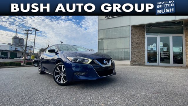 2017 Nissan Maxima S S 3.5L *Ltd Avail* Premium Unleaded V-6 3.5 L/213 [3]