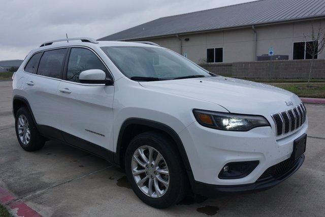 Used 2019 Jeep Cherokee in Port Arthur, TX