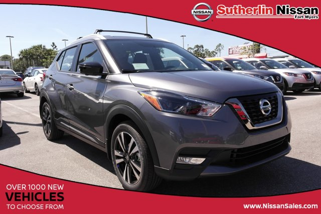 New 2019 Nissan Kicks in Fort Myers, FL