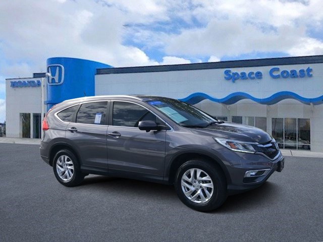 Used 2015 Honda CR-V in Cocoa, FL