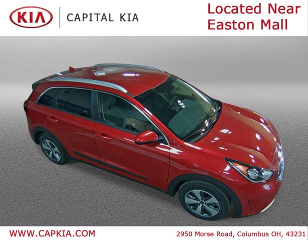 New 2019 KIA Niro in Columbus, OH