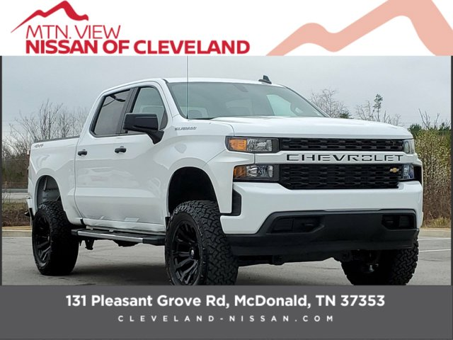 Used 2019 Chevrolet Silverado 1500 in McDonald, TN