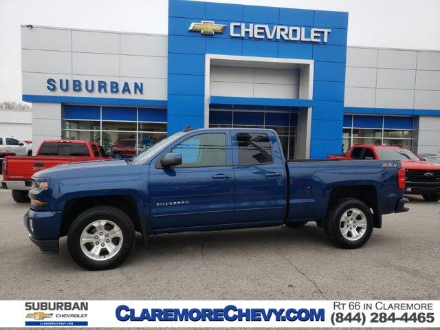 Used 2017 Chevrolet Silverado 1500 in Claremore, OK