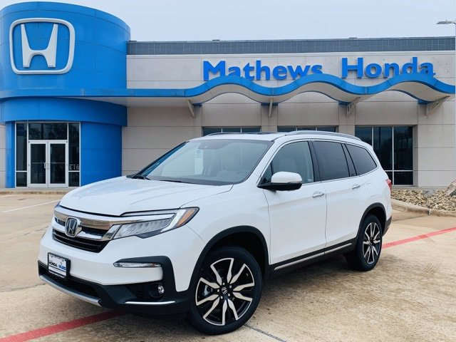 New 2020 Honda Pilot in Paris, TX