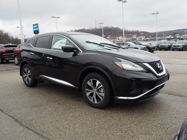New 2020 Nissan Murano in Greensburg, PA