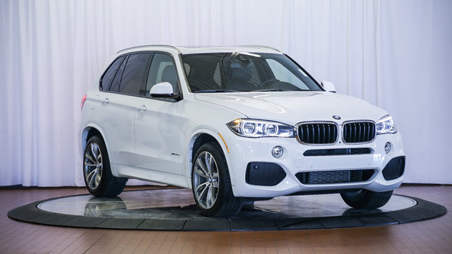 Used 2017 BMW X5 xDrive35d Sports Activity Vehicle