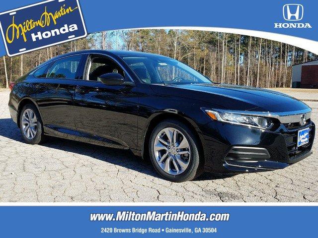 New 2018 Honda Accord Sedan in Gainesville, GA