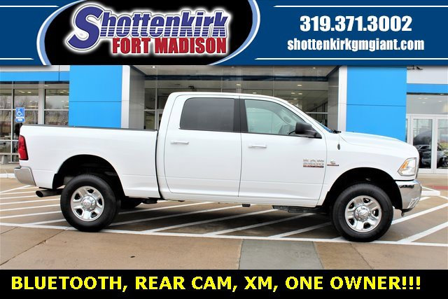 Used 2018 Ram 2500 in Fort Madison, IA