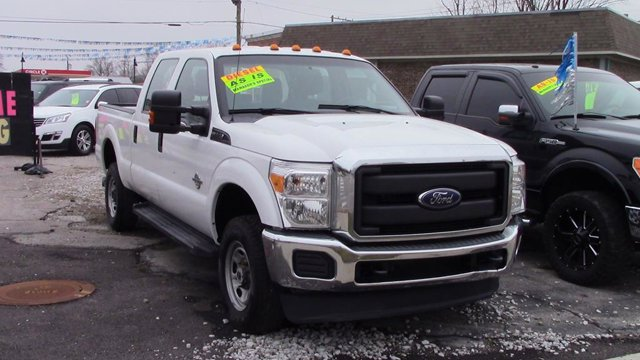 Used 2015 Ford Super Duty F-350 SRW in Bloomington, IN