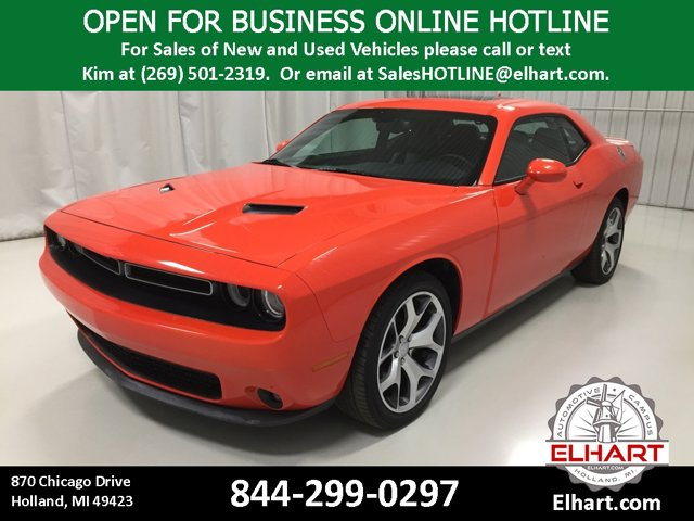 Used 2016 Dodge Challenger in Holland, MI