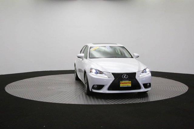 2014 Lexus IS 250 for sale 125127 49