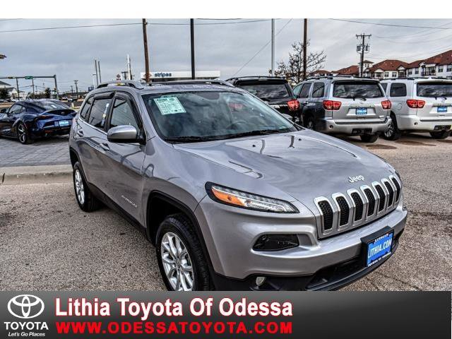 Used 2018 Jeep Cherokee in Odessa, TX