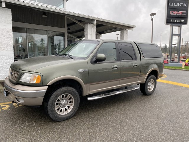 2003 Ford F-150 SuperCrew 139 King Ranch 4WD