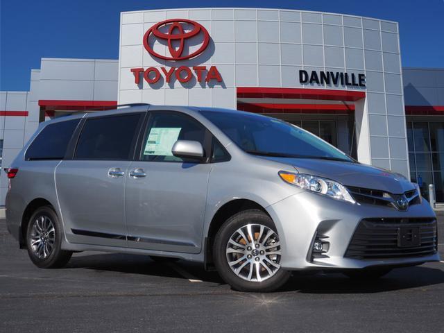 New 2020 Toyota Sienna in Danville, VA