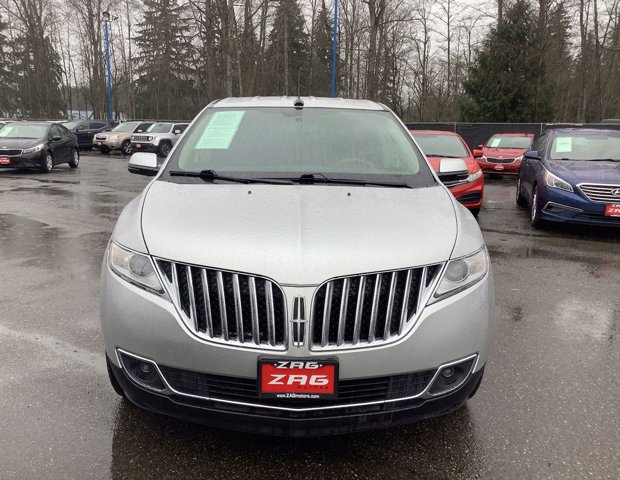 Used 2012 LINCOLN MKX AWD 4dr