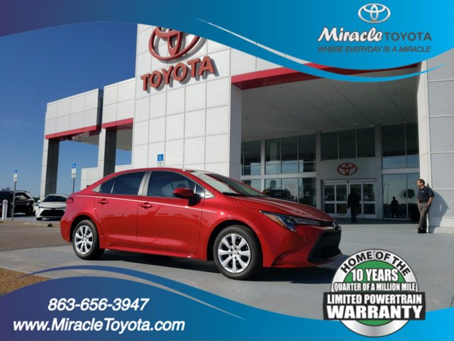 New 2020 Toyota Corolla in Haines City, FL