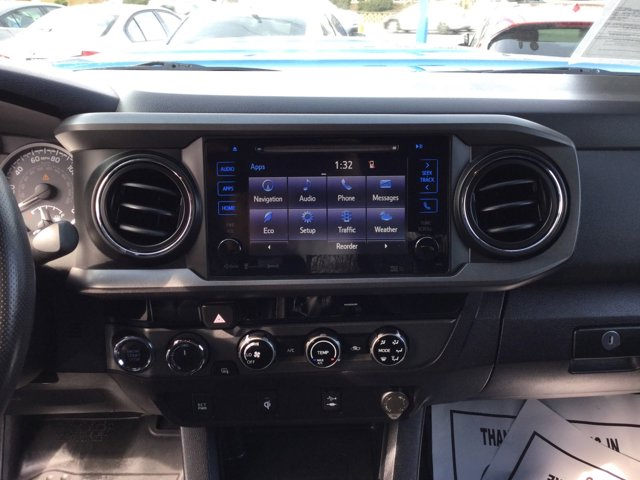 Used 2017 Toyota Tacoma TRD Sport Double Cab 5' Bed V6 4x4 AT
