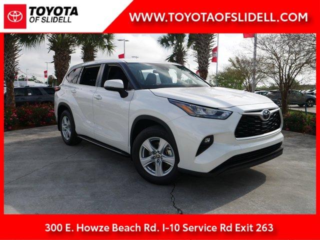 New 2020 Toyota Highlander in Slidell, LA