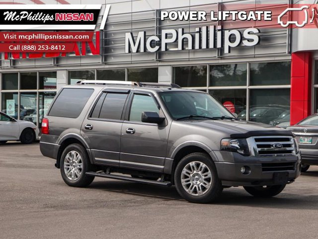2014 Ford Expedition Limited 4WD 4dr Limited Regular Unleaded V-8 5.4 L/330 [9]