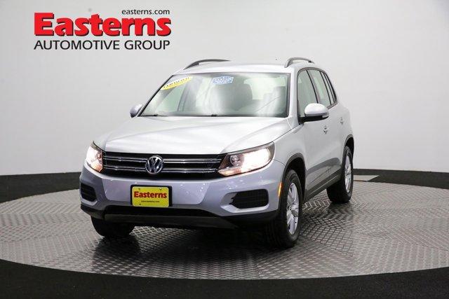 2017 Volkswagen Tiguan for sale 121318 0