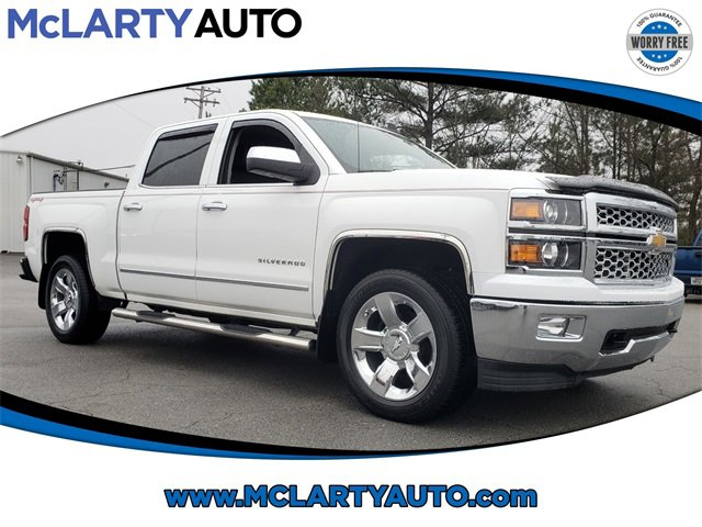 Used 2015 Chevrolet Silverado 1500 in , AR