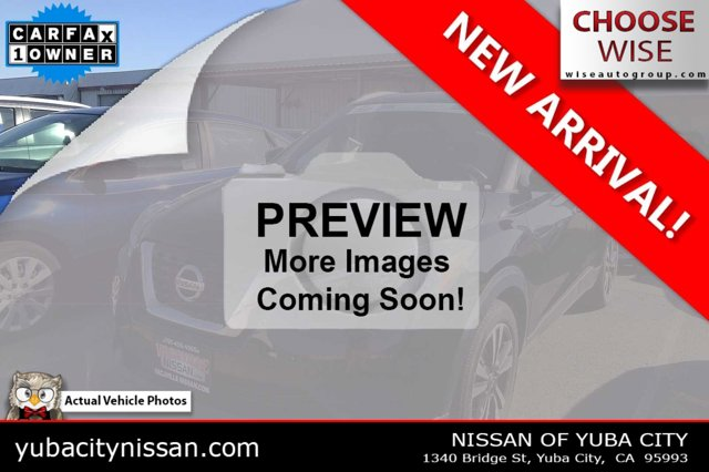 2019 Nissan Kicks SV SV FWD Regular Unleaded I-4 1.6 L/98 [15]