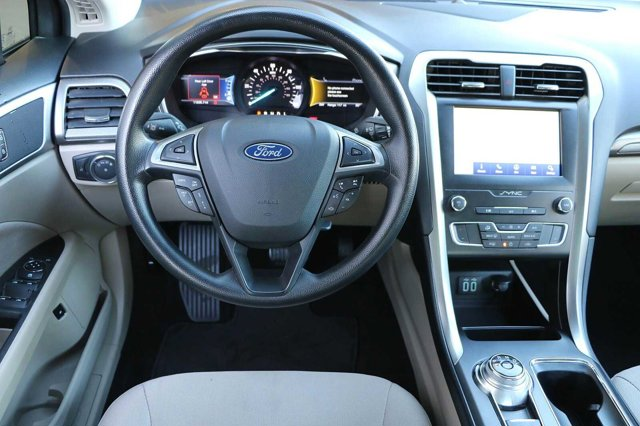 Used 2019 Ford Fusion Hybrid SE FWD