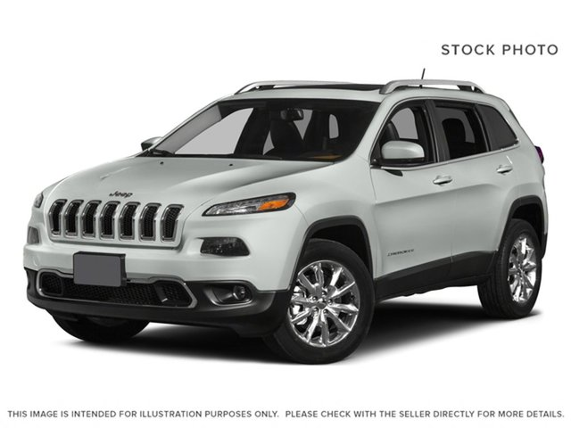 2015 Jeep Cherokee North 4WD 4dr North Regular Unleaded I-4 2.4 L/144 [8]