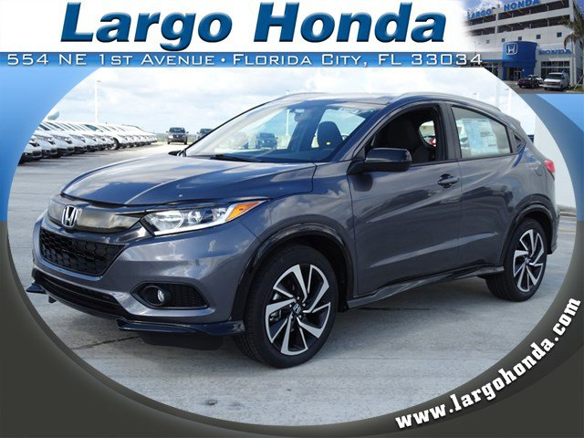 Used 2019 Honda HR-V in Florida City, FL