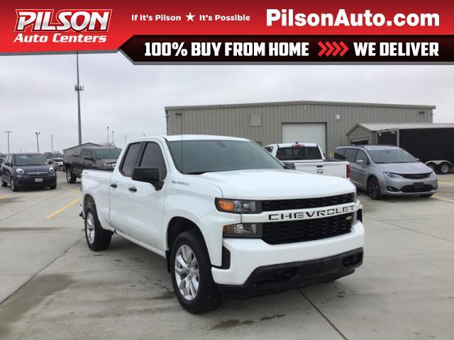 Used 2019 Chevrolet Silverado 1500 in Mattoon, IL