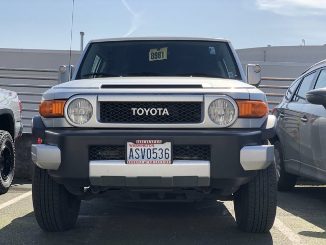Used 2007 Toyota FJ Cruiser 4DR 4WD AT