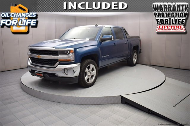 New 2017 Chevrolet Silverado 1500 in Sumner, WA