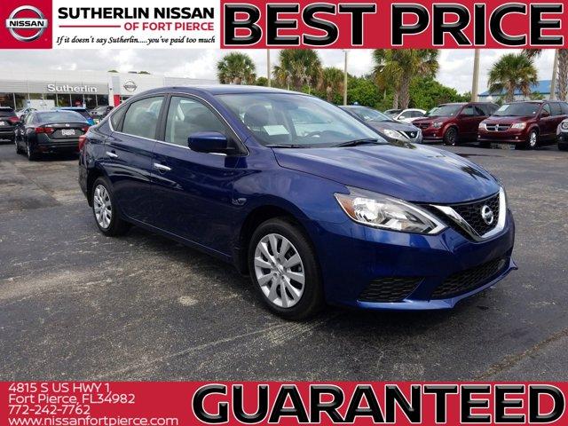 New 2019 Nissan Sentra in Fort Pierce, FL