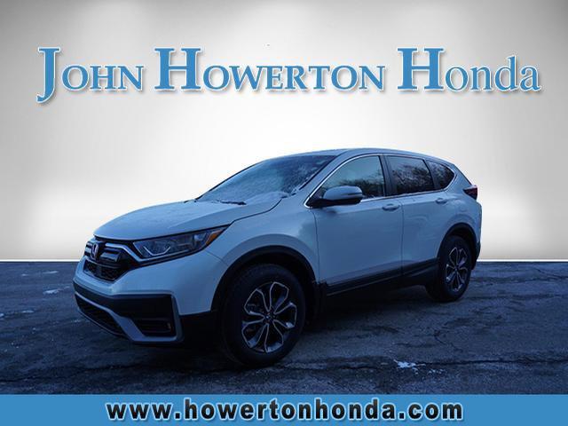 New 2020 Honda CR-V in Beckley, WV