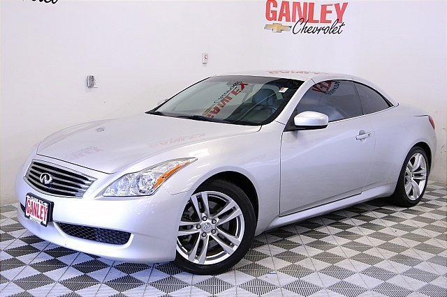 Used 2009 INFINITI G37 CONVERTIBLE in Parma, OH