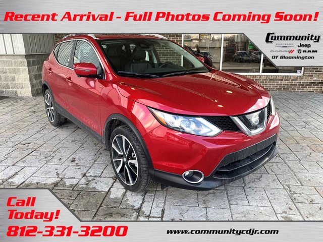 Used 2017 Nissan Rogue Sport in Bloomington, IN