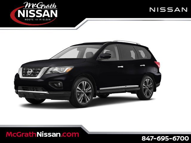 2017 Nissan Pathfinder Platinum 4x4 Platinum Regular Unleaded V-6 3.5 L/213 [14]
